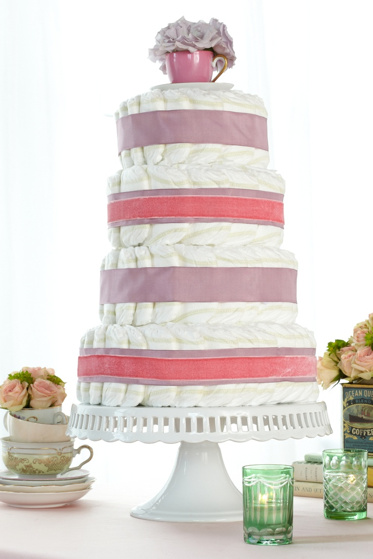 42 best diaper cakes images on pinterest baby diaper