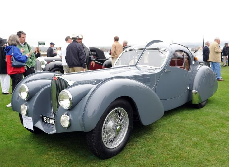1937 - Bugatti Type 57S Atlantic
