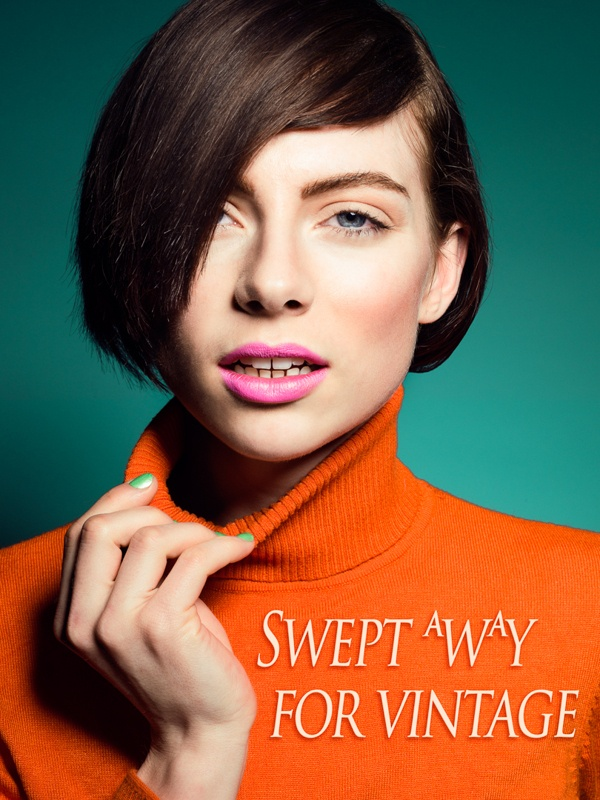 Swept Away From Vintage  by Morten Lundshof, Mia Aspelund and Catharina from Scoop Models.