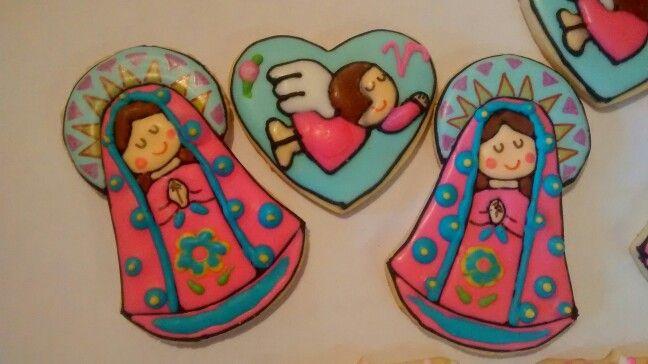 Cookies Virgencita