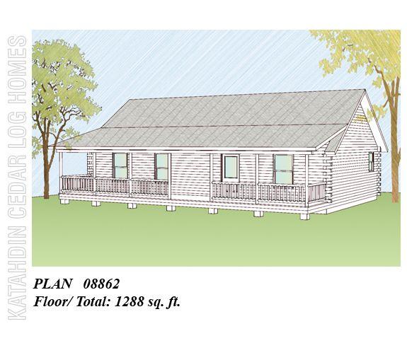 53 best log cabin plans images on pinterest log houses for Cedar cabin floor plans