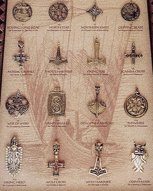 Vikings Pinterest: Trove Of Valhalla Viking Jewelry Collection In Gold