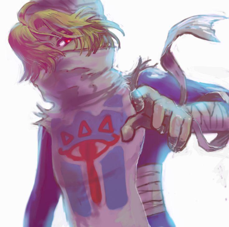 The Legend Of Zelda Ocarina Of Time Sheik