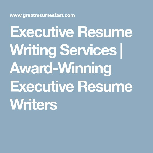 The 25+ Best Resume Writing Services Ideas On Pinterest