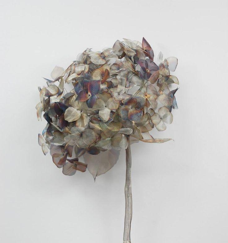 Michelle Mckinney, Botanicals made from mesh
