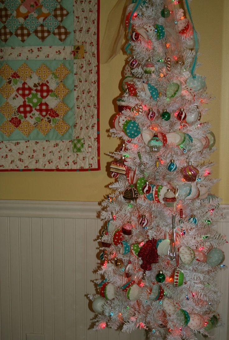 Kitchen Christmas Tree 17 Best Images About Kitchen Christmas Trees On Pinterest Trees