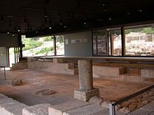 *ISRAEL~SEPPHORIS:  Following the Bar Kokhba revolt of 132–135, Sepphoris was one of the centers in Galilee where rabbinical families from Judea relocated.[8] Remains of a synagogue dated to the first half of the fifth century were discovered on the northern side of town.[9] In the 7th century, the town was conquered by the Arab caliphates like much of the rest of Palestine.