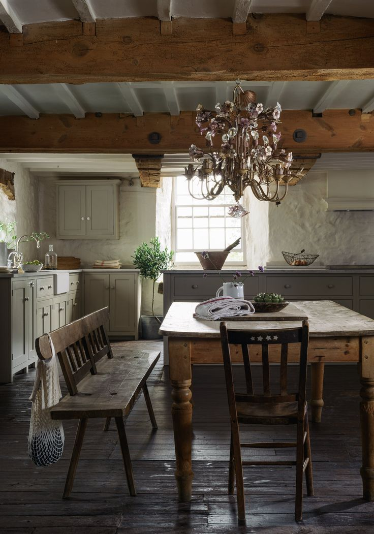 Our beautifully atmospheric Cotes Mill kitchen mix…