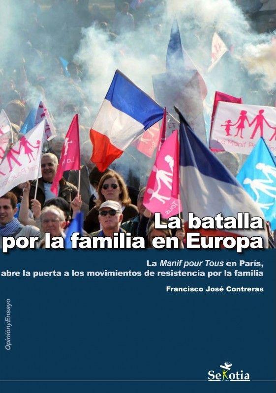 Este martes se ha presentado en la Universidad San Pablo CEU el libro La batalla por la familia en Europa (Sekotia), una documentada recopilació...