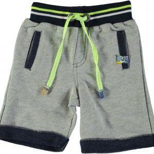 Bampidano korte broek grijs jongens #kinderkleding #kinderkledingwinkel #zomerkleding #boy