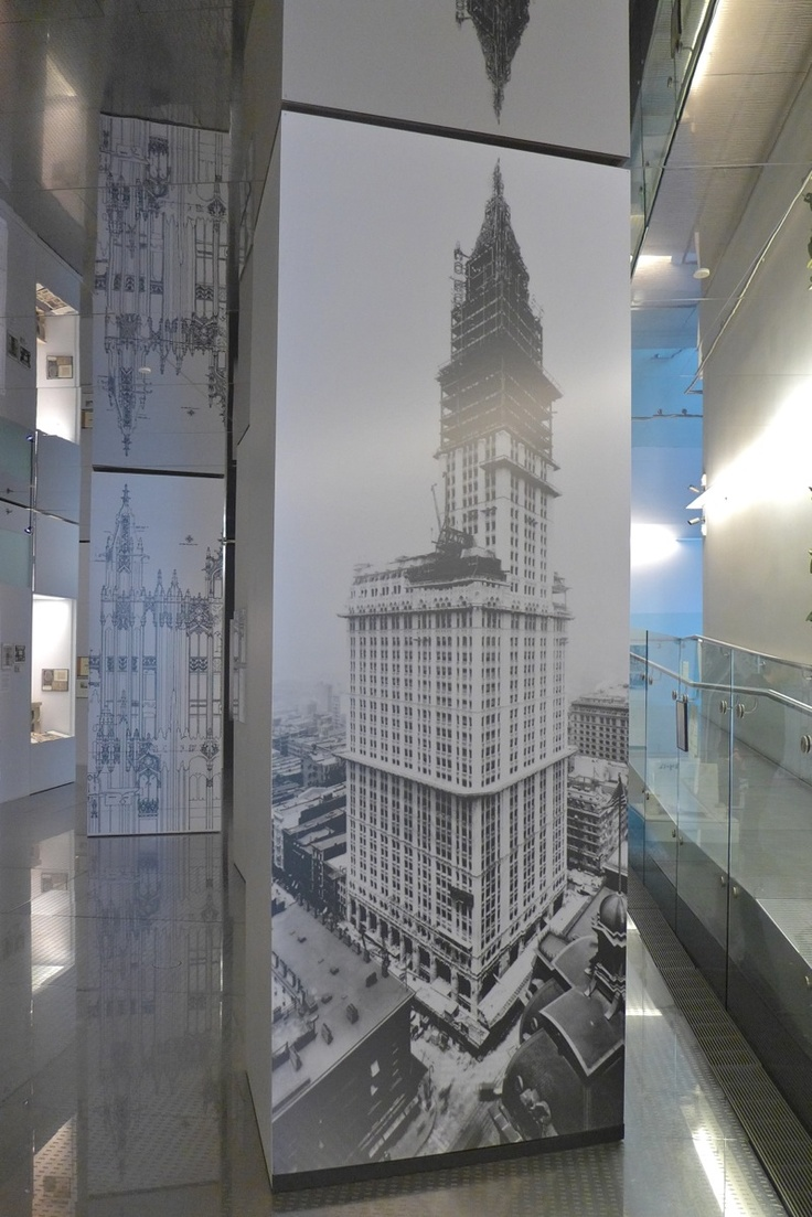 Skyscraper Museum Woolworth Building