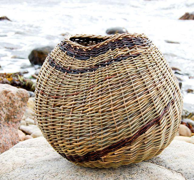 Jane Nielsen | (basket weaving)