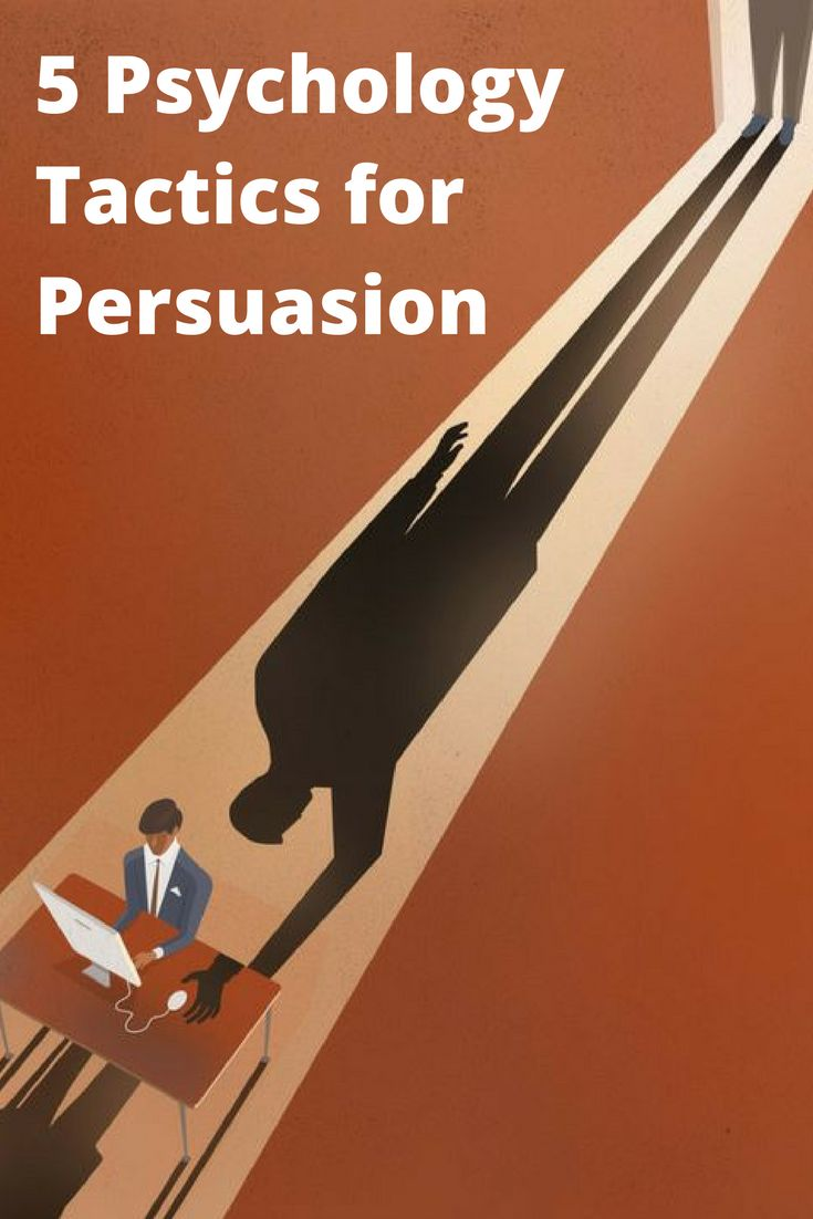 Covert and Simple Psychology Tactics You Can Use for Persuasion