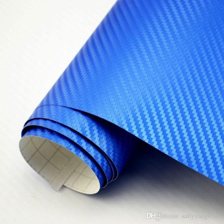 5'x7' 1.52x2m Stretchable with Hea Carbon Fiber Wrap Pearl Blue 3d Carbon Fiber Foil Air Release for Auto Color Changing Online with $55.5/Meter on Sallyyang0301's Store | DHgate.com