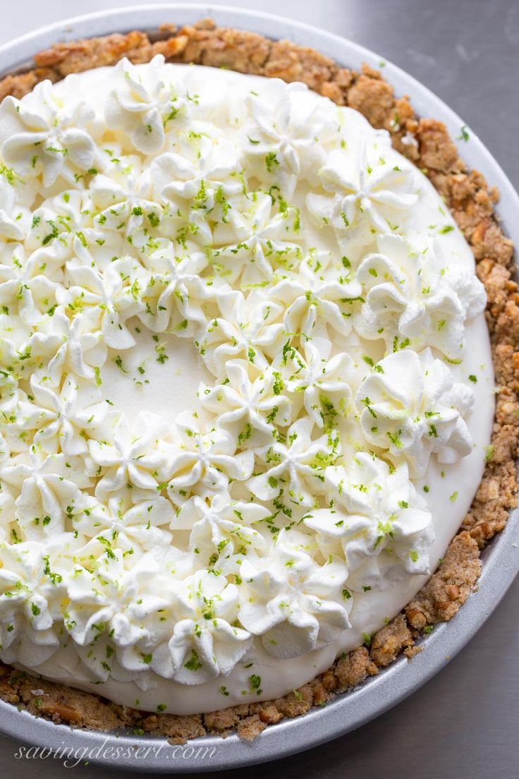 a wonderful light and creamy grown-up dessert that's not too sweet, and not too boozy, this is a must make for all your summer parties!