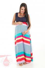 Resultado de imagen para modelos de vestidos largos maternos