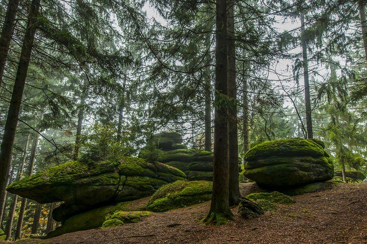 Wackelsteine im Mühlviertel by Leo Pöcksteiner, via 500px