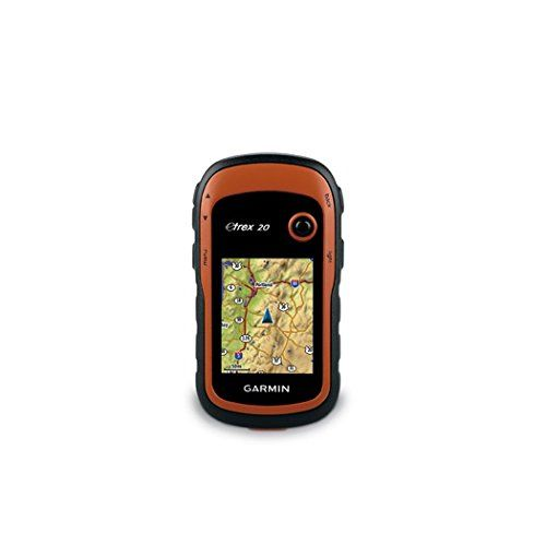 Garmin eTrex 20-GPS portátil, pantalla 2.2 pulgadas