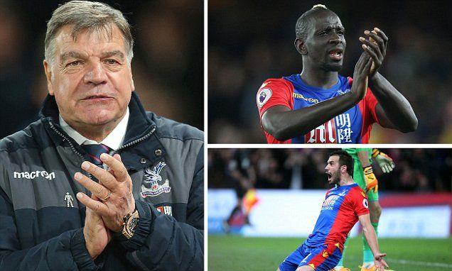 How big Sam Allardyce has turned around Crystal Palace
