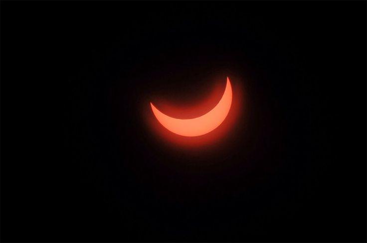 Endonezya'da güneş tutulması - Foto Galeri - aybekgazete.com