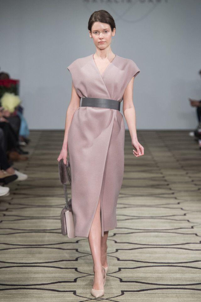 Natalia Gart  #VogueRussia #readytowear #rtw #fallwinter2017 #NataliaGart #VogueCollections