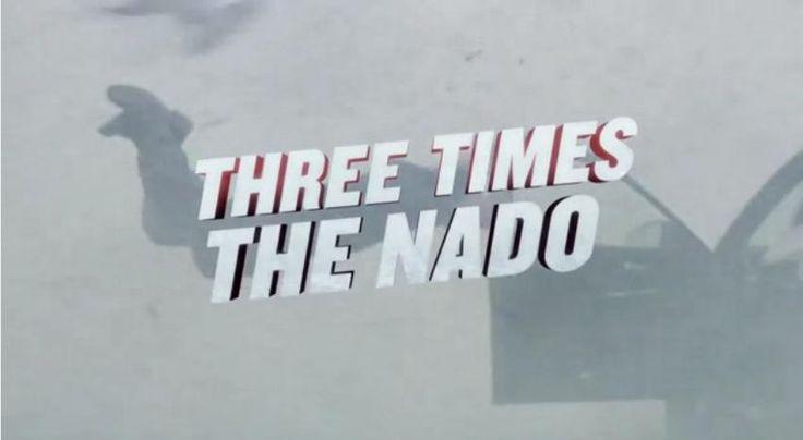 Watch the Sharknado 3 trailer