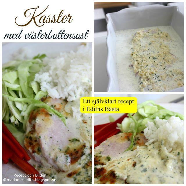 Kassler med västerbottensost och persiljesås – madameedith.ts.betaurl.se