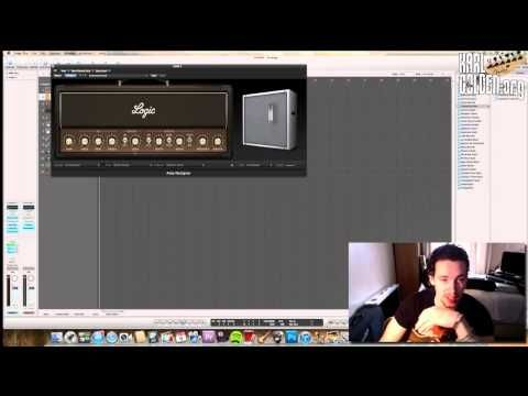 Slash Guitar Tone (Guns N Roses)  Logic Pro 9 (Karl Golden)