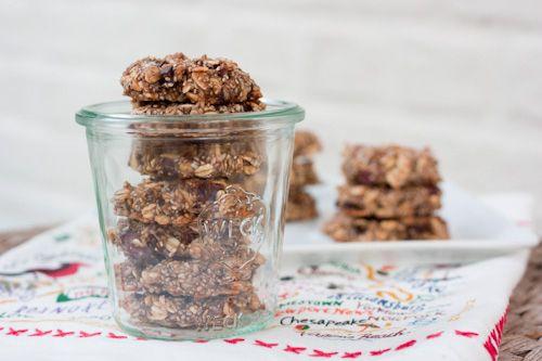 Chía avena Desayuno Galletas | 31 Healthy And Delicious Ways To Cook With Chia Seeds