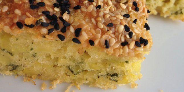 Patatesli Kek Tarifi – Patatesli Kek Nasıl Yapılır?