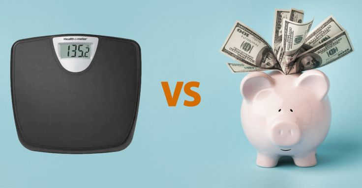 Being overweight or obese not only comes with extra costs, it can also result in a lower income.  With all the fancy health foods, gym memberships, special gear, and fitness trackers people use today, not having