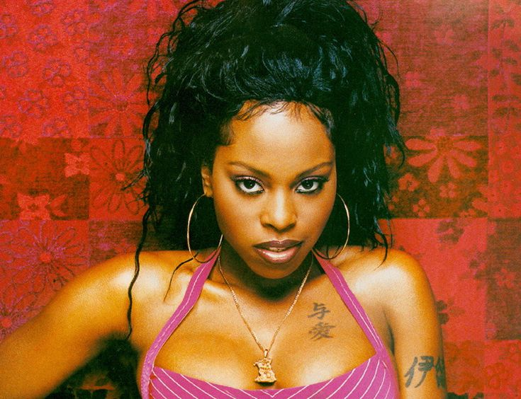 Foxy Brown #foxybrown #rappers
