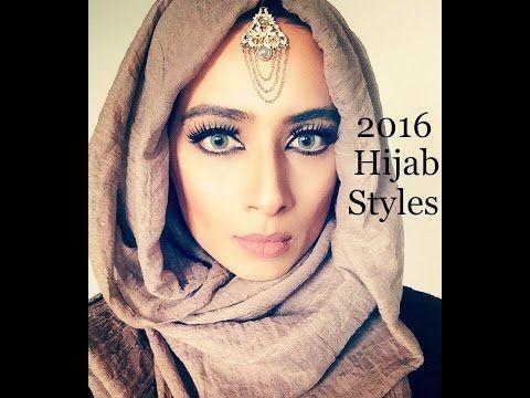 2016 Hijab Styles - YouTube