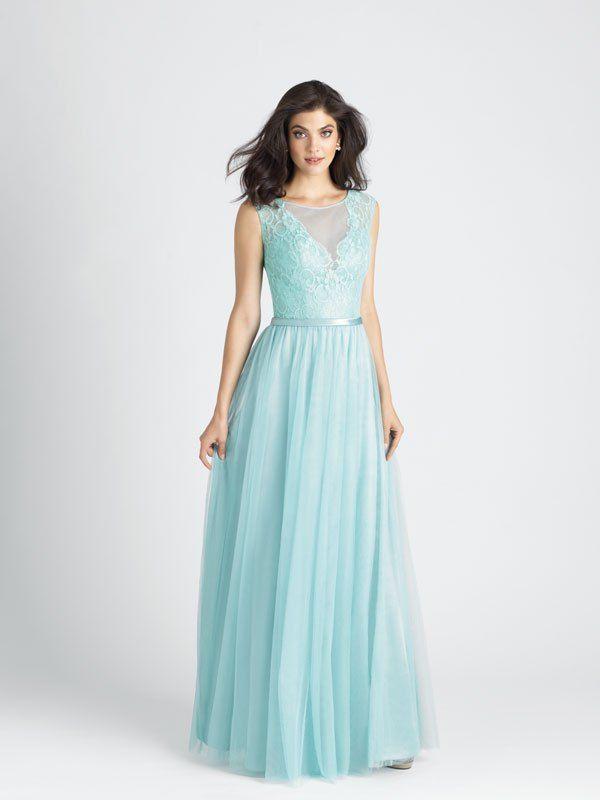 1511 Allure Bridesmaid Dress