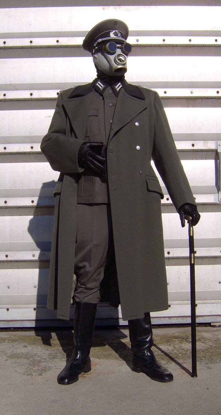Dieselpunk Imperial Colonel costume - Dieselpunks