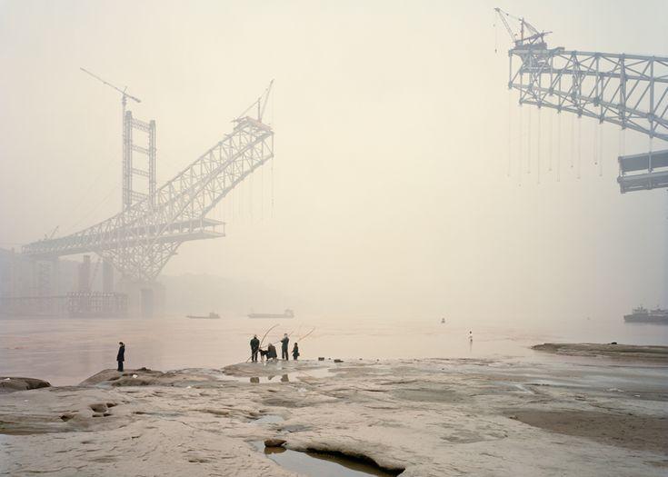 XI Chongqing, Chongqing Comune da Nadav Kander, 2007