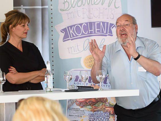 """Udo Pollmer: """"Vegane Ernährung ist unethisch, ungesund und unökologisch."""" - udo-pollmer-jessika-brendel"""