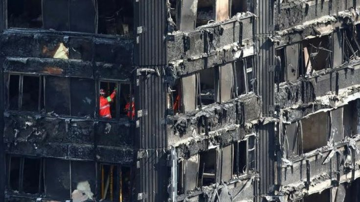 Grenfell Tower Fire Started In Fridge Freezer,Say London Police
