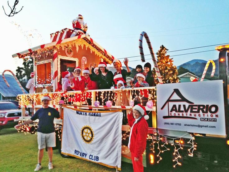15 best Christmas Float images on Pinterest   Christmas parade ...