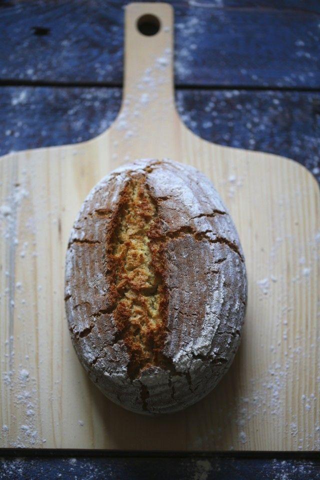 Рецепт - Ирландский содовый хлеб