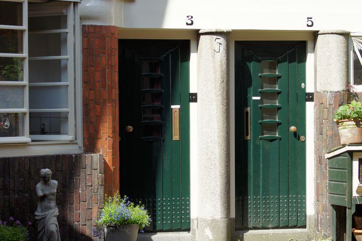 voordeuren Amsterdam