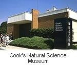 Cooks Natural Science Museum    What began as a training facility for Cooks Pest