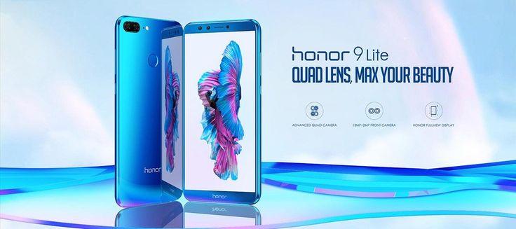 Honor 9 Lite Smartphone Review