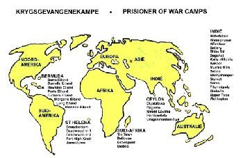 POW Camps Overseas   Anglo-Boer War Museum