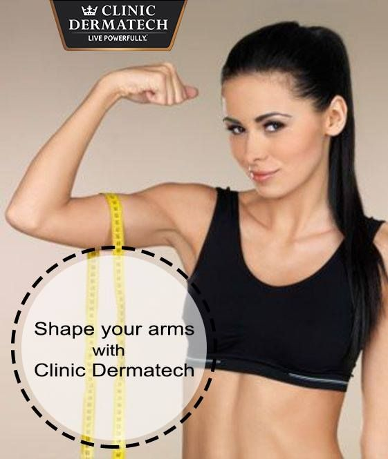 If you have jiggling fat and thicker upper arms in spite of diet and exercise, c…