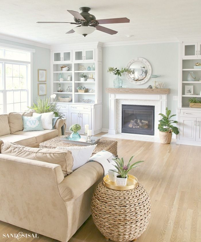 Found Southern Living Coastal Living Rooms Pinterest Farm House Living Room Beach Living Room Coastal Living Room