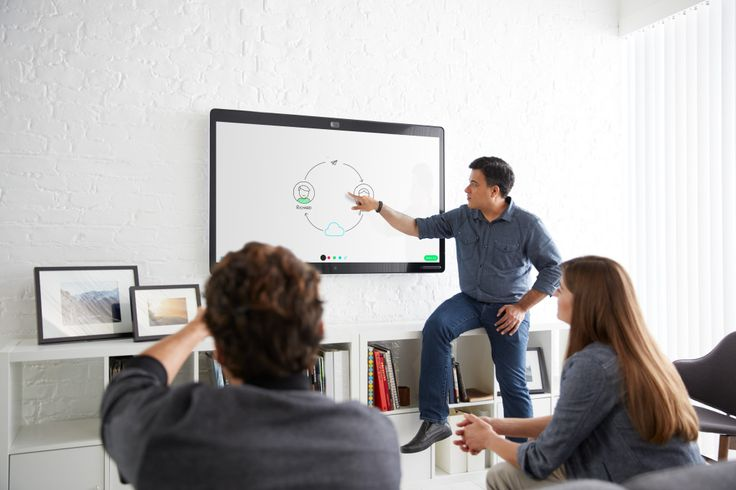 Cisco debuts its own smart whiteboard priced to compete with the Google Jamboard | Via - TechsNGeek.com