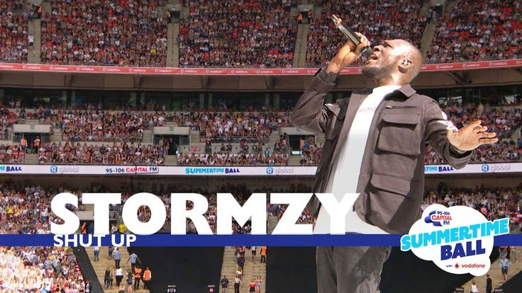 Stormzy - 'Shut Up' (Live At Capital's Summertime Ball 2017)  #stormzy #music #worldwithoutmusic #nx7 #nex7 #capitalfm #wembley #london #miles #miles7one