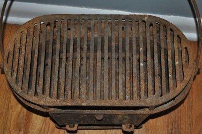 Antique Birmingham Stove Amp Range Co Quot Sportsman Quot Cast Iron