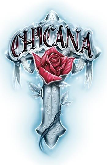 Chicana luv their art